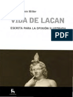 Vida de Lacan [Jacques Alain-Miller. Gredos]