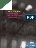 Memorias de Una Madame Americana - Nell Kimball