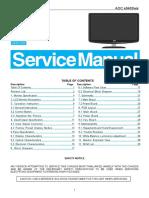 Aoc e940swa Service Manual