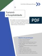 Turismo e Hospitalidade