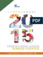 Hábitat Para la Humanidad, A.C. México 2015