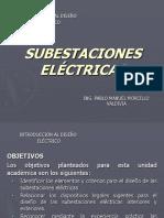 diseño de subestaciones