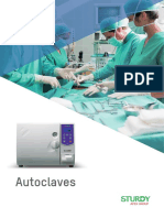 STURDY Autoclave Catalogue 2017 V3