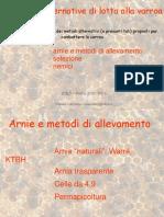 Varroa Metodi Alternativi Romeo Caruceru