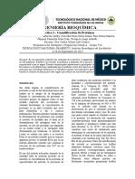 Reporte 1. Cuantificacion de Proteinas