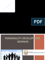 Personality Developement