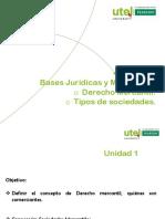 Bases Jurídicas y Mercantiles_Derecho Mercantil