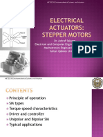 2 Electrical Actuators_Stepper Motors