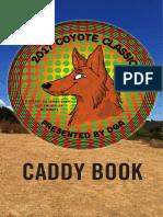 2017 Caddy Book