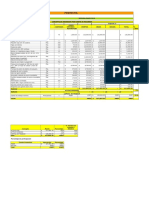 Analisis Financiero Proyecto Miel