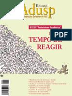 RevistaAdusp60_produtivismo acadêmico