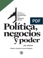 Alejandro Encinas - Aeropuerto Poder