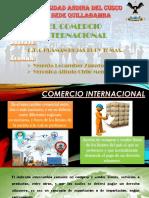 El Comercio Internacional Exposicion