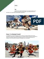 Danzas y Música Del Perú