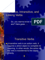 Transitive_ Intransitive_ and Linking Verbs