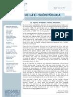 Estudio sobre el uso del internet en el Perú [Agosto 2010]