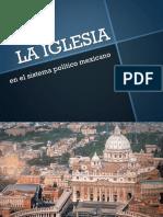 La Iglesia en el Sistema Político Mexicano