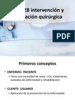 TEMA 28  intervención y exploración quirúrgica.ppt