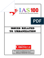 Issues Related to Urbanization.pdf
