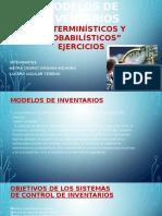 Diapositivas de Investigación de Operaciones II