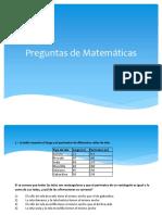 Preguntas de Matemáticas.pptx