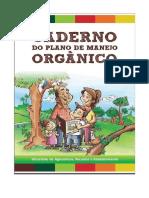 Caderno Do Plano de Manejo Organico
