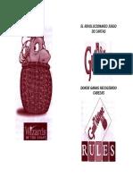 Guillotine Reglas Esp