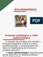 Proposta Pedag%d3gica e Planejamento
