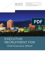 Nm Ha Ceo Executive Recruitment Package