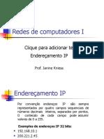 Endereçamento IP 11 05