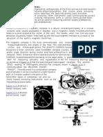 Basic Surveying Instruments