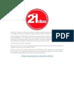 Dieta 21 dias Dr rodolfo pdf