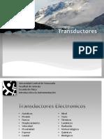 presentacion transductores