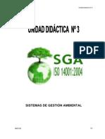 Unidad 3 Sistemas de Gestión Ambiental