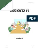 Unidad 6 Auditorías