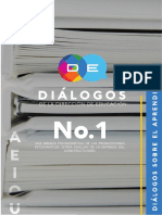 Diálogos Sobre El Aprendizaje