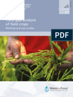 Yield Gap Analysis - FAO 2015