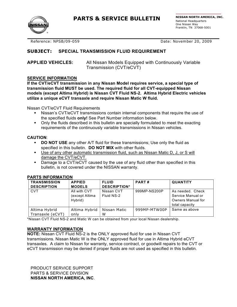 Nissan CVT | Transmission (Mechanics) | Transportation Engineering