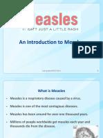 1. Measles Introtomeaslesslideset