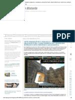 Algargos, Arte e Historia_ Arte Prehelénico (Minoico y Micénico). Arquitectura_ Características y Edificios