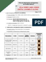Fispq - Veja Vidrex - Reckitt Benckiser Brasil