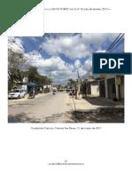 Migración y violencia en Cancún