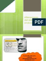 Alteraciones Del Sistema Endocrino Expo Medicina 3