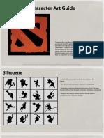 Dot a 2 Character Art Guide