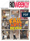 Metro Weekly - 09-14-17 - Fall Arts Preview