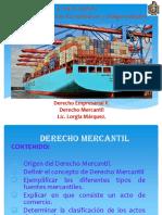 Derecho Mercantil Derecho Empresarial II