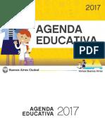 Agenda Educativa 2017