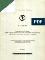 norma isaar (cpf)