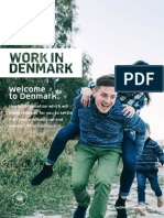 Work in Denmark Welcome