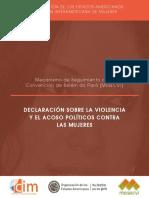DeclaracionViolenciaPolitica
